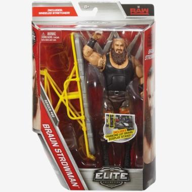 Figurina WWE Braun Strowman Elite 52, 18 cm