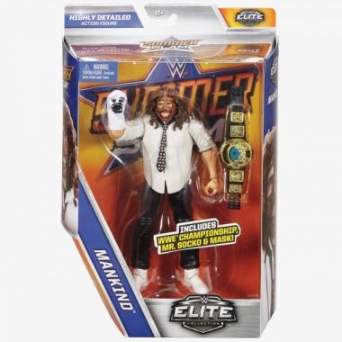"""WWE Elite """"SummerSlam 2017"""" -  Mankind"""