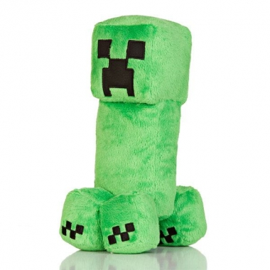 Minecraft, Jucarie de Plus Creeper 27 cm