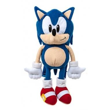 Sonic the Hedgehog, Rucsac din plus Sonic 45 cm