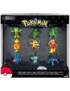Pokemon Evolution: Treecko, Torchic & Mudkip, set 9 minifigurine
