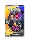 Pokemon: Mega Mawile, Mega Sableye, Hoopa, Set 3 figurine articulate