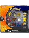 Set 12 minifigurine Pokemon (3 - 5 cm)