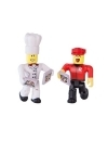 ROBLOX Work at a Pizza place, Set 2 figurine articulate