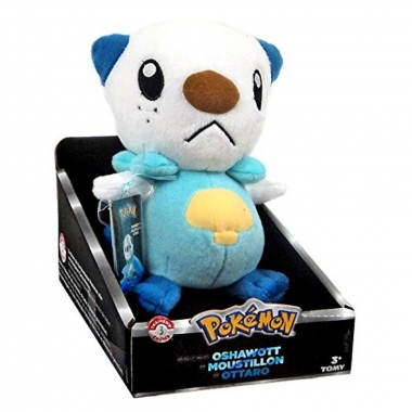 Pokemon Trainer's Choice, Oshawott Plush 20 cm