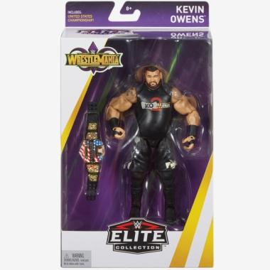 "Kevin Owens WWE Elite ""WrestleMania 34"", 18 cm"