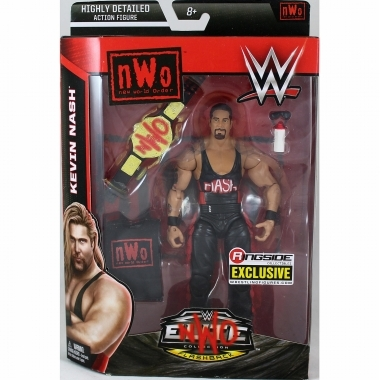 "Figurina ""NWO Wolfpac Kevin Nash"" - Ringside Exclusive"
