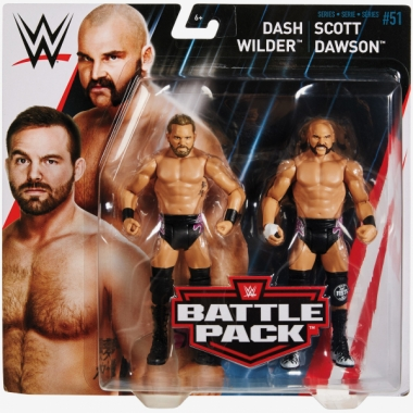 The Revivial (Scott Dawson & Dash Wilder), WWE Battle Packs 51