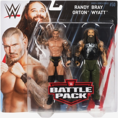 Randy Orton & Bray Wyatt, WWE Battle Packs 50