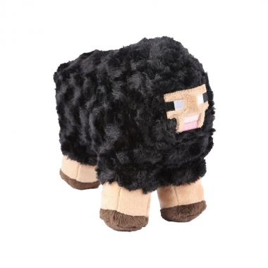 Minecraft, Jucarie de Plus Black Shep 25 cm