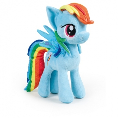 My Little Pony, Jucarie de Plus Rainbow Dash 37 cm