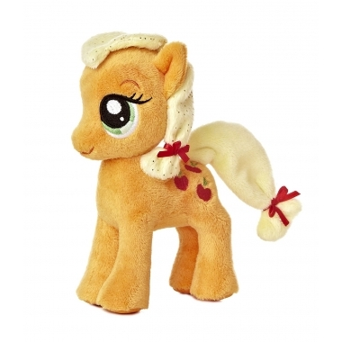 My little Pony, Applejack Jucarie de Plus 17 cm