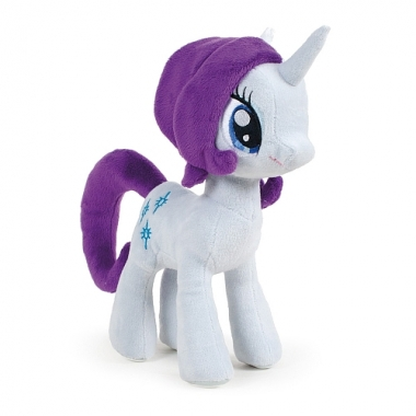 My little Pony, Rarity Jucarie de Plus 17 cm