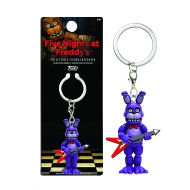 Five Nights at Freddy's, Breloc Vinyl Bonnie 7 cm