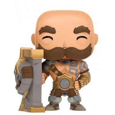 League of Legends, Braum Figurina Funko POP! 10 cm
