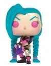 League of Legends,  Jinx Figurina Funko POP! 10cm
