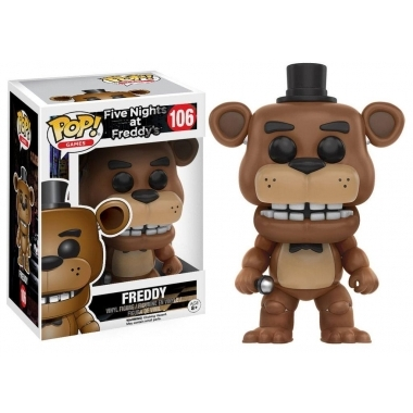 Five Nights at Freddy's Funko POP!  Freddy 10 cm