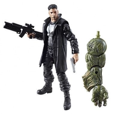 Marvel Legends, Daredevil Figurina Punisher 15 cm