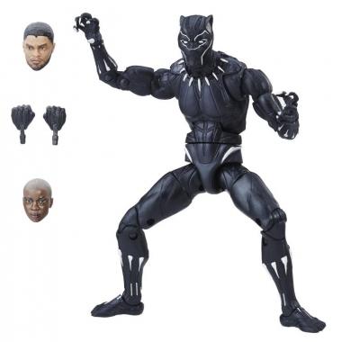 Marvel Legends, Figurina Black Panther 15 cm