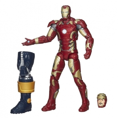 Marvel Legends Avengers Infinite, Figurina Iron Man Mark XLIII 15 cm