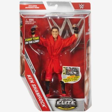 Figurina WWE Ken Shamrock Elite 52, 18 cm
