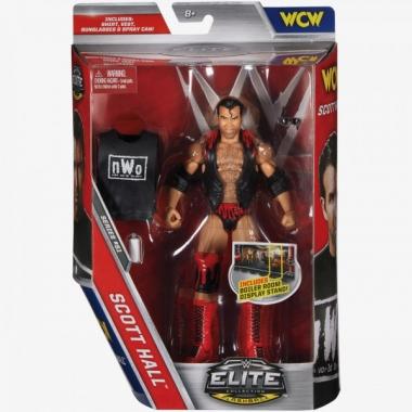 Figurina WWE Scott Hall Elite 51, 18 cm