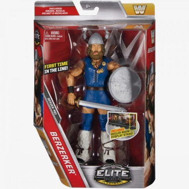 Figurina WWE Berzerker Elite 51, 18 cm