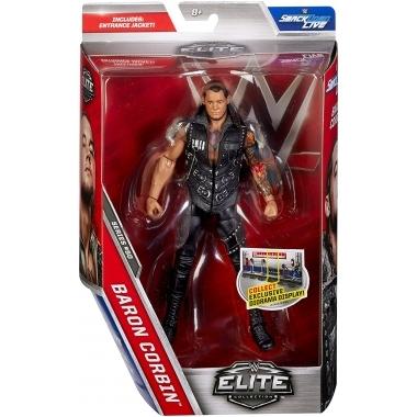 Figurina WWE Baron Corbin Elite 50, 18 cm