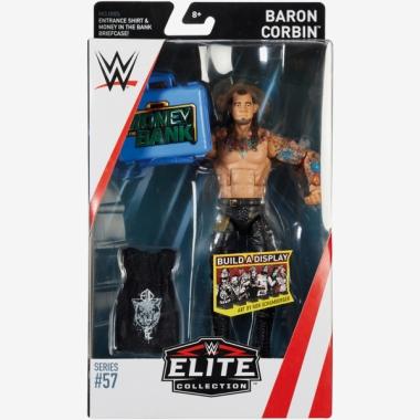 Figurina WWE Baron Corbin Elite 57, 18 cm