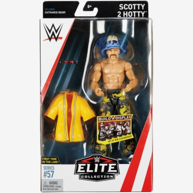 Figurina WWE Scotty 2 Hotty Elite 57, 18 cm
