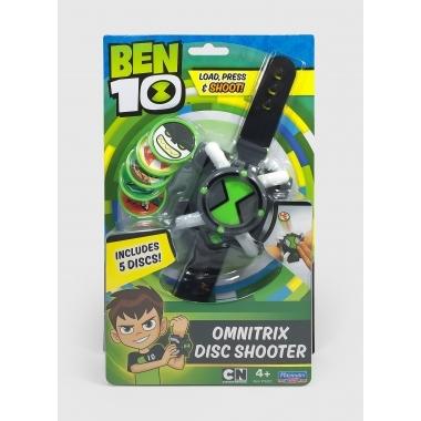 BEN 10, Omnitrix cu lansator de discuri