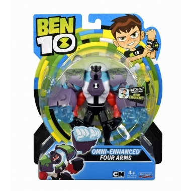 Figurine Ben 10 12cm 4 brate Upgrade