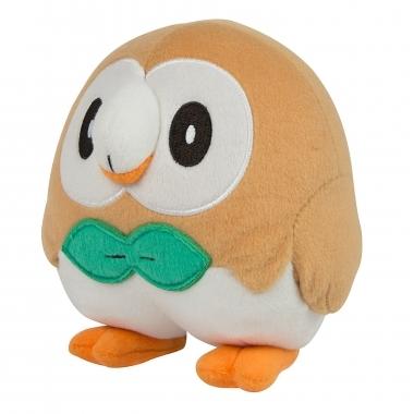 Pokemon, Jucarie plus Rowlet 20 cm