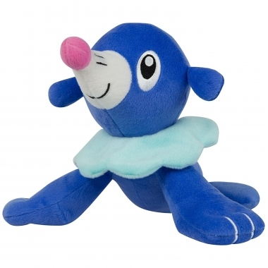 Pokemon, Jucarie plus Popplio 20 cm