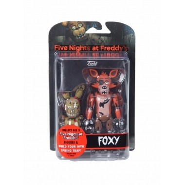 Five Nights at Freddy's, Figurina Foxy 13 cm