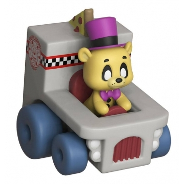 Five Nights at Freddy's, Golden Freddy Super Racers 5 cm