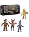 Five Nights at Freddy's, Set 4 minifigurine Nightmare 5 cm