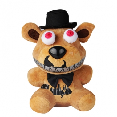 Five Nights at Freddy's, Jucarie plus Nightmare Freddy 15 cm