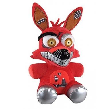 Five Nights at Freddy's, Jucarie plus Nightmare Foxy 15 cm
