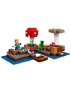 Minecraft, Lego Insula Ciupercilor 240 piese