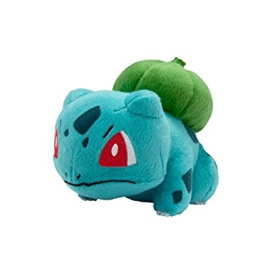 Pokemon, Bulbasaur Jucarie Plus 20 cm