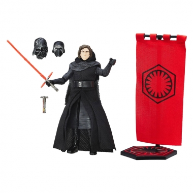 Figurina Kylo Ren Ep. VII (Black Series) 2016 Exclusive 15 cm
