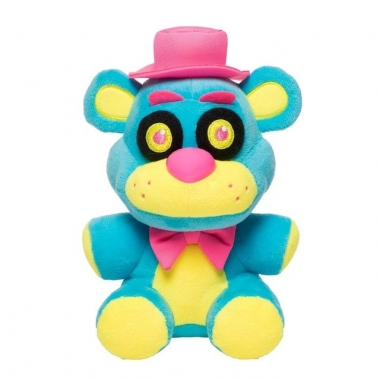 FNAF, Freddy Blacklight (albastru) Plus 18 cm