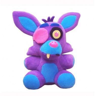 FNAF, Foxy Blacklight (mov) Plus 18 cm
