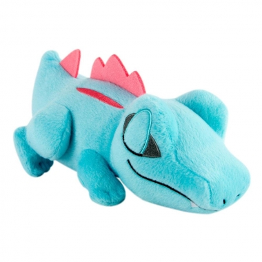 Pokemon, Jucarie Plus Sleeping Totodile 20 cm