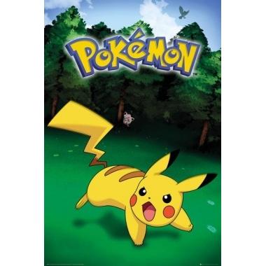 Pokemon Poster Pikachu 61 x 91 cm