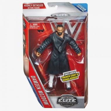 Figurina WWE Damien Sandow Elite 39, 18 cm