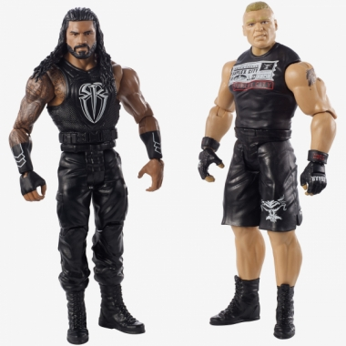 Brock Lesnar & Roman Reigns, WWE Battle Packs 52
