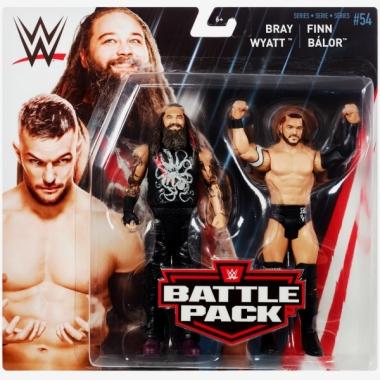 Finn Balor & Bray Wyatt, WWE Battle Packs 54
