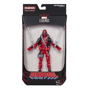 Marvel Legends, Figurina Deadpool (Sasquatch BAF) 15 cm